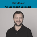 Getting to know our team, David.